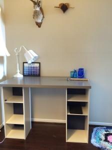 Desk I built